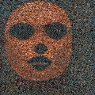 Ievas Iltneres gleznu izstādē
