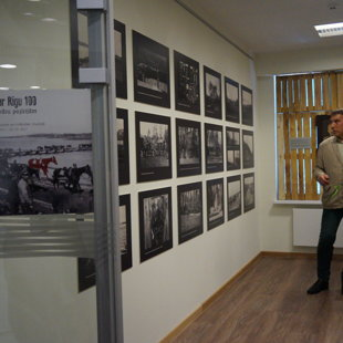 "Exhibition ""Battle of Riga"""