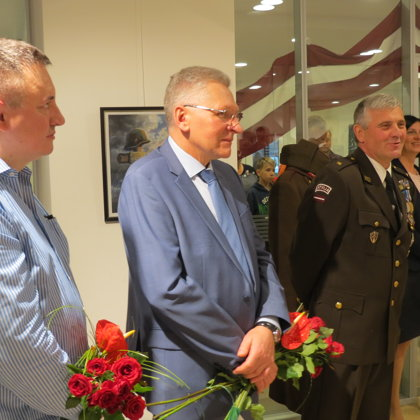 "Exhibition ""Latvian Soldier 1918-1940"""