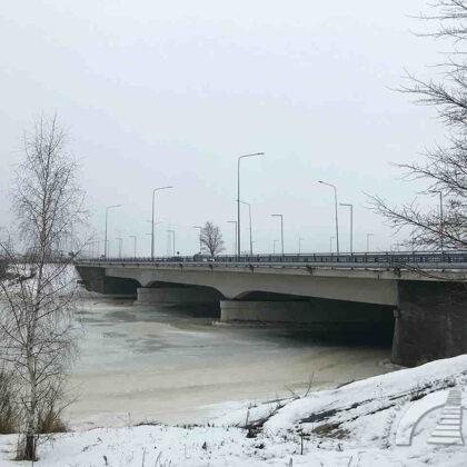 Šosejas tilts, 2021. gads