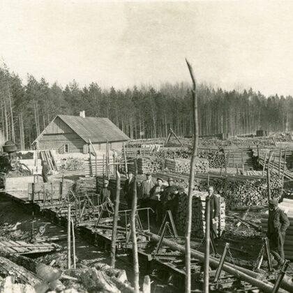 KRUSTAPRIEDES KRAUTUVE. 1934. G. (Toma Altberga un Daiņa Puncuļa privātkolekcija)